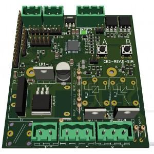 CN2IOT Sistema di comando dell'automazione via Smartphon attraverso rete cellulare