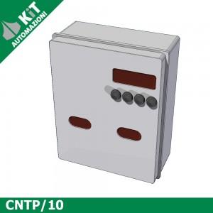 CNTP/10 Sistema per controllo flusso clienti nei locali