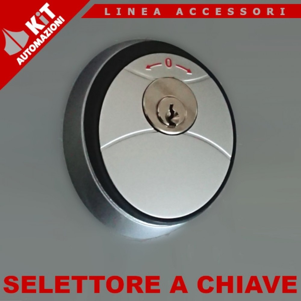 Selettore a chiave