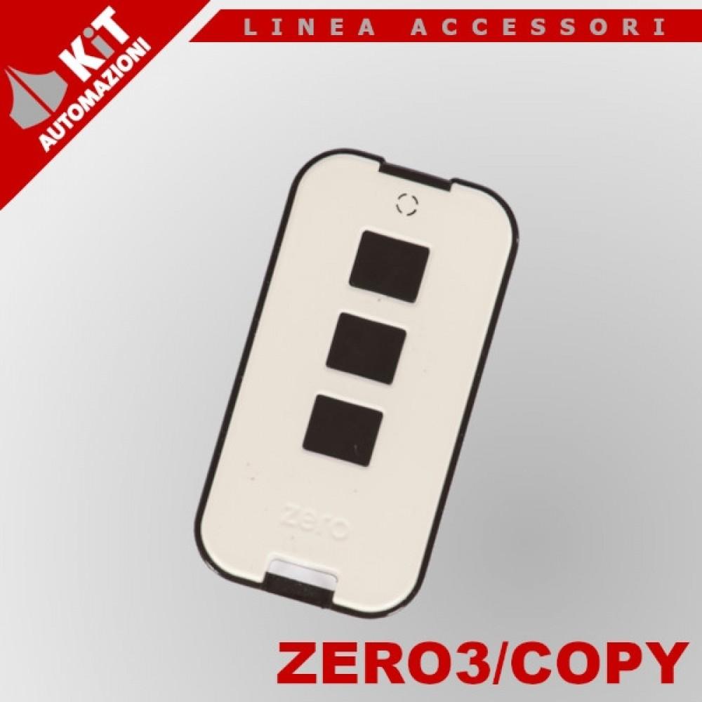 Radiocomando ZER3/COPY
