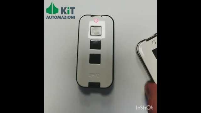 Radiocomando ZERO3/COPY - Guida all'uso