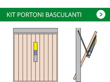 kit portoni basculanti