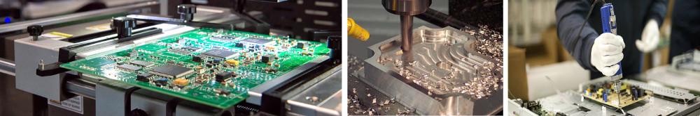 lavorazioni elettroniche e meccaniche